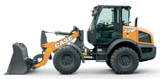 Small CASE Articulating Loaders