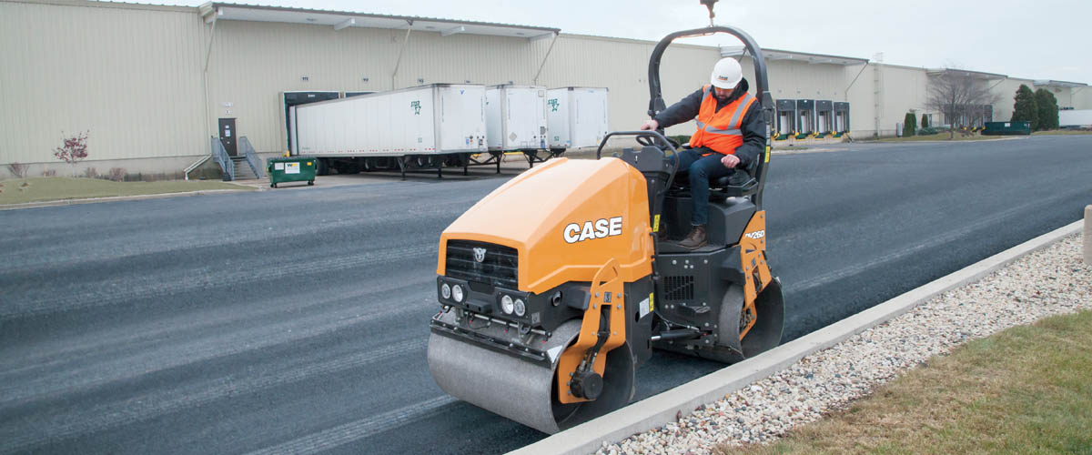 CASE Compaction Equipment