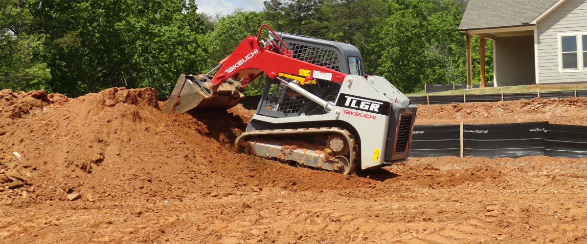 Takeuchi Compact Track Loaders