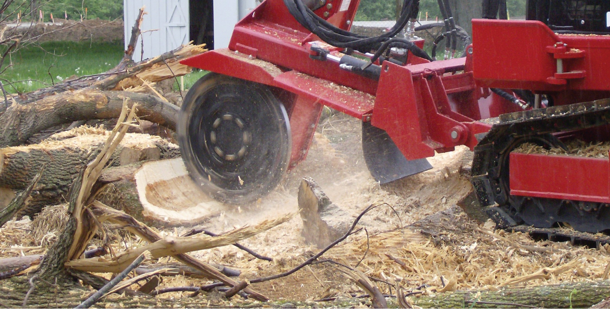 Fecon Stump Grinders <br>and Forestry Millers